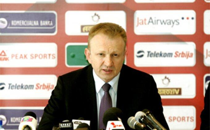 Srbija odustala od organizacije Eurobasketa 2015