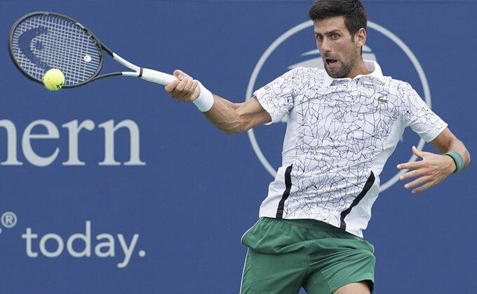 Sjajne vesti iz Sinsinatija, Novak u finalu!