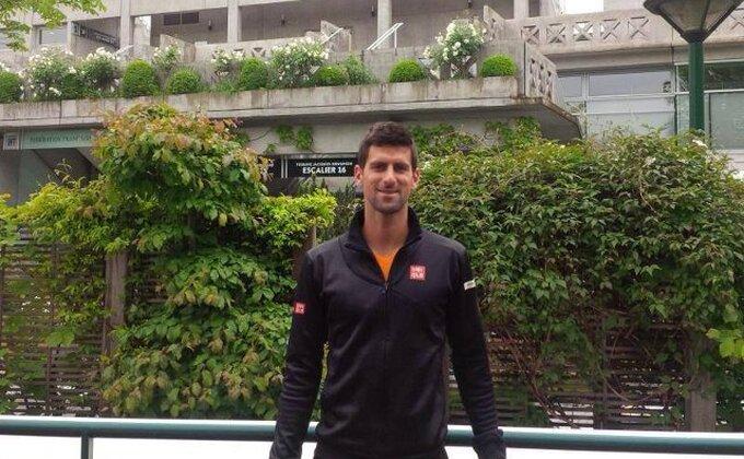 Novak rutinski do drugog kola