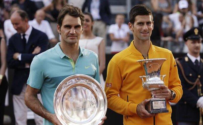 """Federer: """"Očekujem mnogo od Đokovića, Vavrinke i Marija"""""""