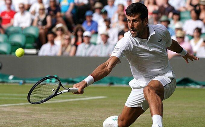 Novak izgubio prvi set na turniru, to je ipak bilo sve od Hurkača!