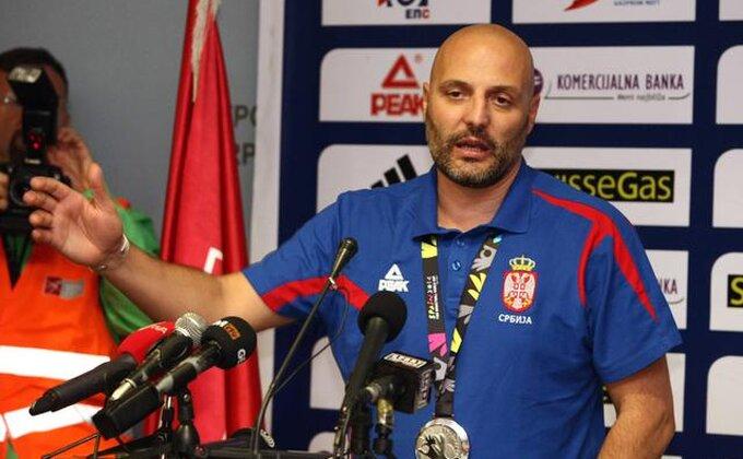 "Đorđević: ""Cilj je finale i plasman na OI"""