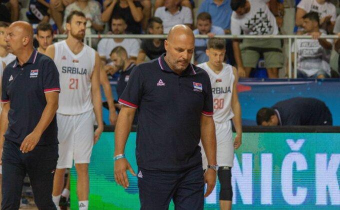 Đorđević zabrinut, nije mu do košarke ni nakon pobede!