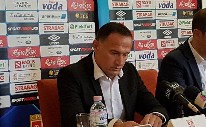 Šta je sa Grujićem i Milinković-Savićem? Evo šta je Đorović rekao za ''Sportske''