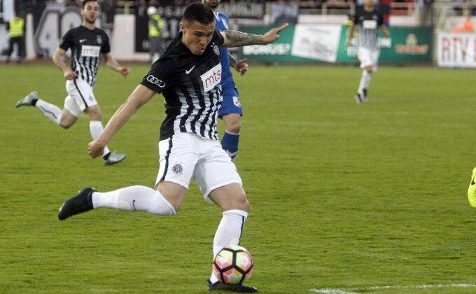 Partizan poveo posle 32 sekunde!