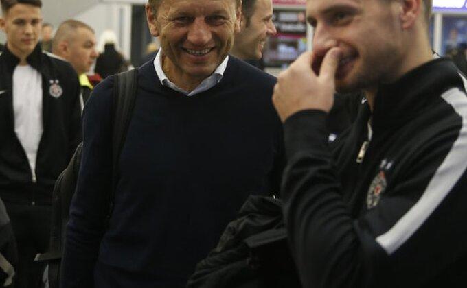 Partizan - Povratak otpisanog: ''Presudio je taj penal koji je sudija svirao za nas''