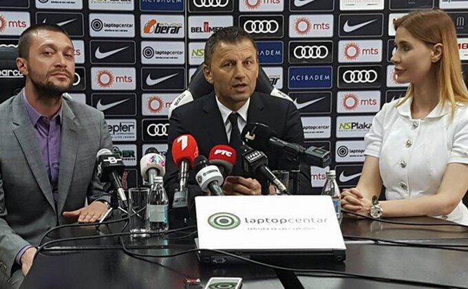 Partizan dovodi još dva pojačanja? Da li se time najavljuje još nešto?