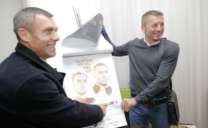 Đukić obradovao Grobare, kako će izgledati Partizan na proleće?