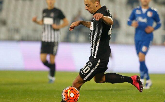 Ovakvom se Đurđiću nadao Partizan, Srbin na gol od dvocifrenog učinka!