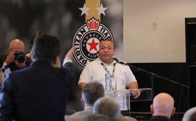 CRNO NA BELO - Vuletić otkrio ko je od bivših igrača Partizana odbio reprogram!