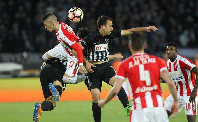 Partizan bez Tavambe, Đuričković starter (sastavi)