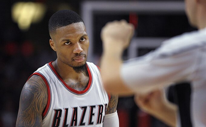 Portland se mučio ali na kraju ipak razbio Netse!