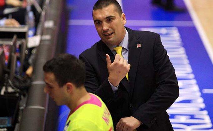 Milojević želi da se u Zadru završi niz poraza