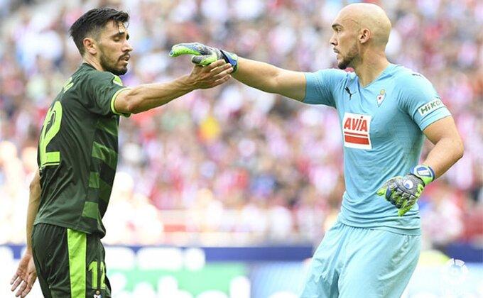 Primera - Dmitrović se vratio na gol Eibara, ali dobro će upamtiti Nesirija!