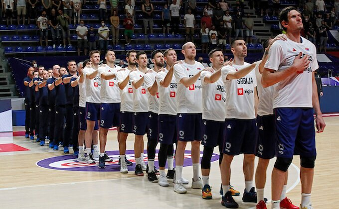 Mundobasket kvalifikacije - Srbija u prvom šeširu