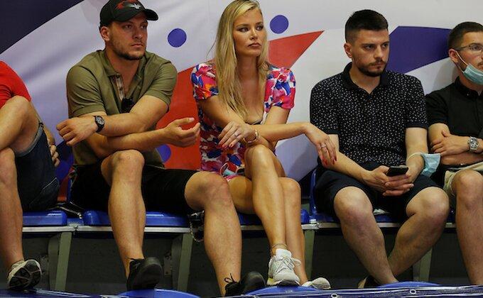 Luka Jović bodrio ''Orlove'', a za to vreme stigle nove najave velikog transfera!