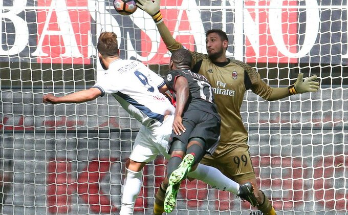 Milan - Poslednje upozorenje za Donarumu!