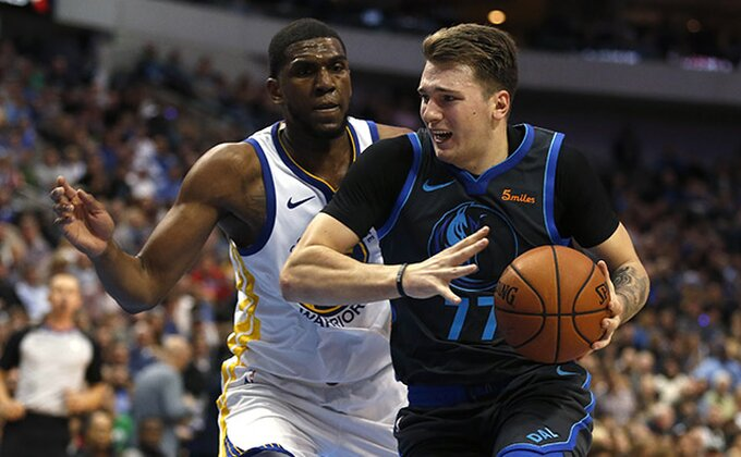 Kapa dole za Luku Dončića, potez kojem se divi ceo NBA!