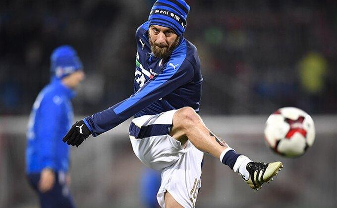 De Rosi grmeo na selektora i sada mu se klanja cela Italija!