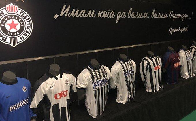 Stigli su - Partizan predstavio nove dresove!