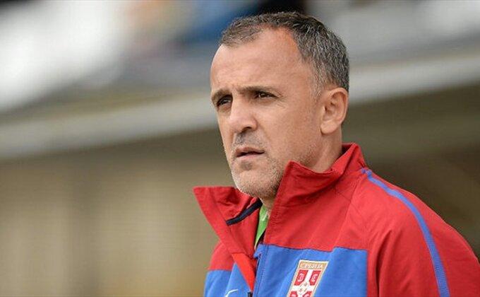 """EP U19 - Drulović oduševljen, protiv Francuske """"igra"""" remi"""