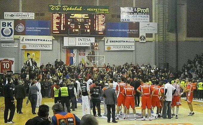 KRK - Da se ne ponovi 'Kragujevac', da pobedi košarka!