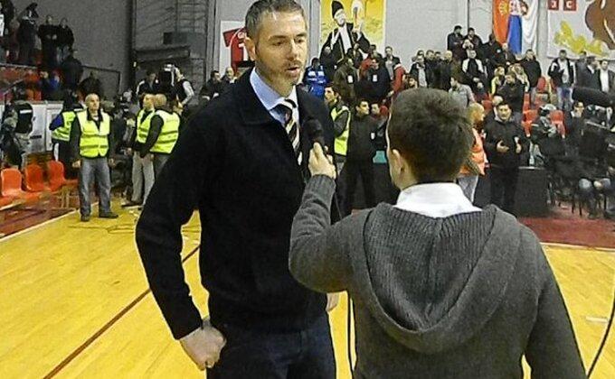"""Tomašević: """"Sigurnije bez publike!"""""""
