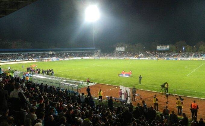 Srbija - Makedonija 5:1 (kraj)