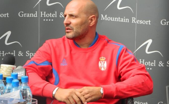 "Đorđević: ""Medalja je naš cilj na Mundobasketu!"""