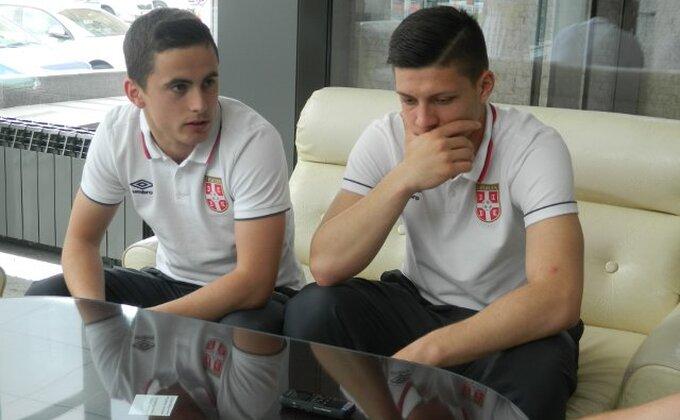 Srpski reprezentativci vas zovu - Svi u Kragujevac, sutra je meč odluke!