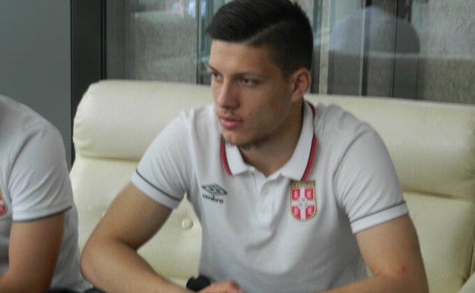 STRAŠAN DEBI - Luka Jović dao ŠEST golova za 37 minuta!