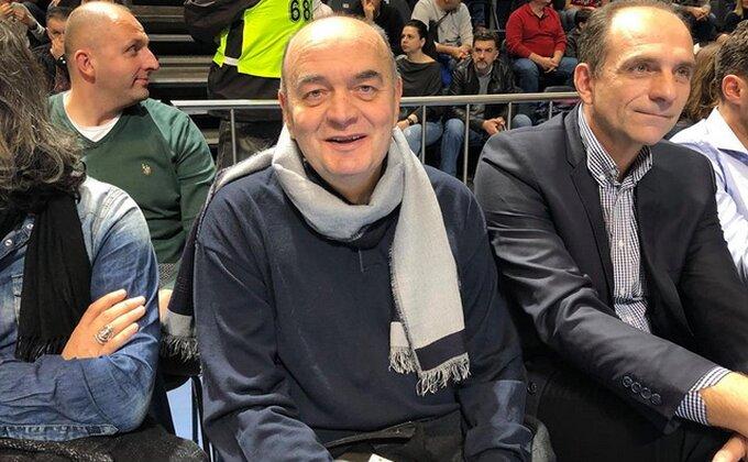 Vujošević prati Partizan i jedna stvar mu se baš ne sviđa!