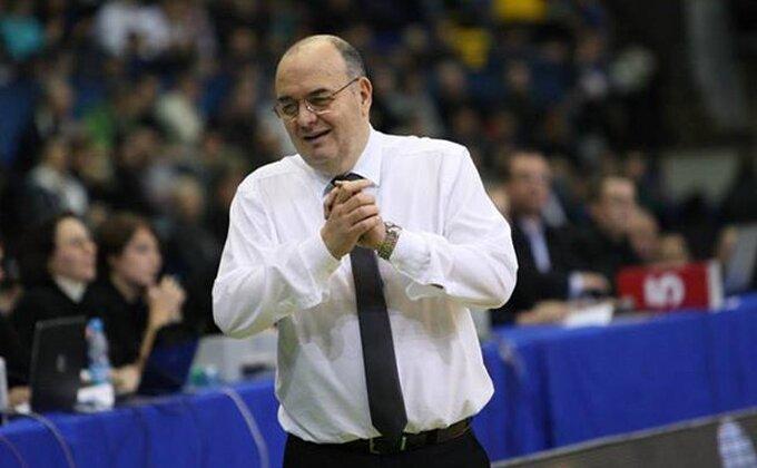 "Vujošević: ""Hvala publici, nisam zadovoljan našom igrom!"""