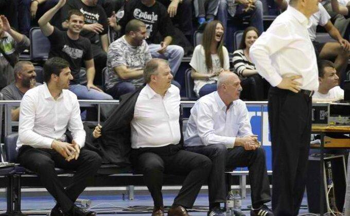 Ništa od duela Partizan - Barsa, za pehar sa Asvelom!