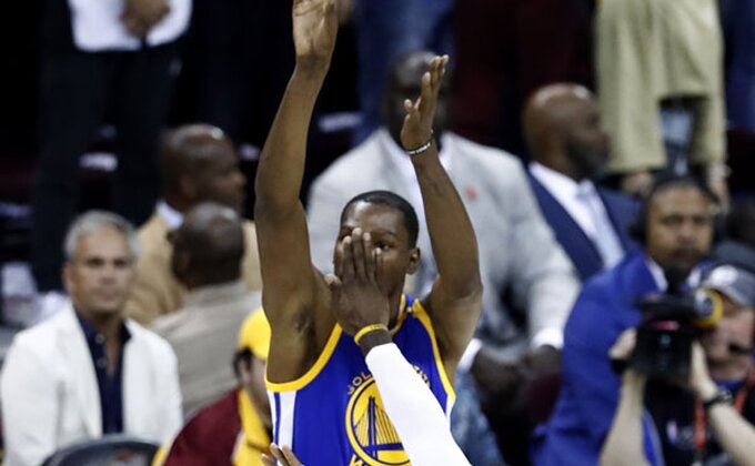 """Durant: """"Najbolja asistencija koju sam video u životu? Izveo je Srbin..."""""""