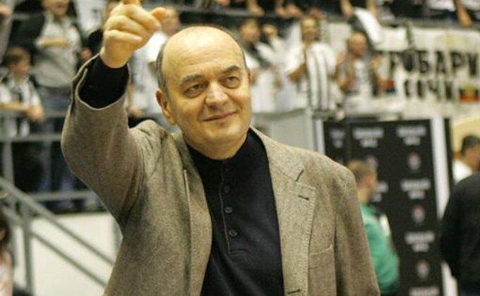 "Vujošević: ""Neće me isprovocirati da tužim Partizan"""
