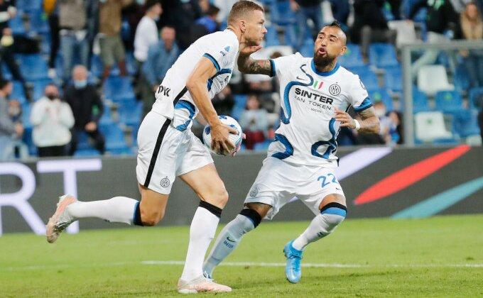 """Serija A - Inter """"iz keca u dvojku"""", kad je teško - Edin Džeko!"""