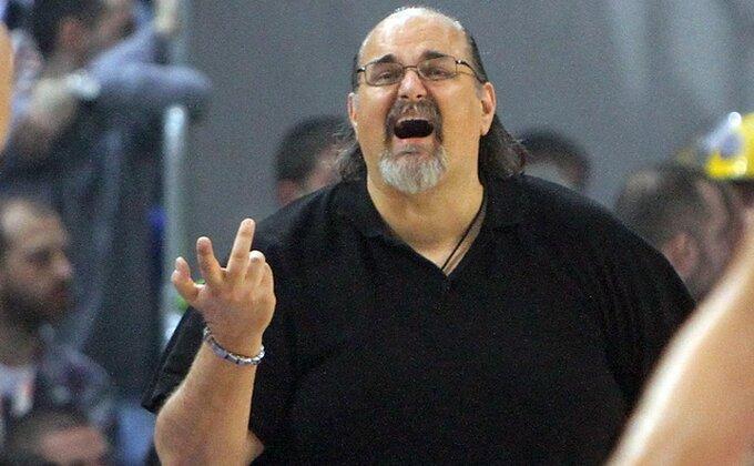 Džikić: ''Partizan se ne sklanja ni pred kim!''