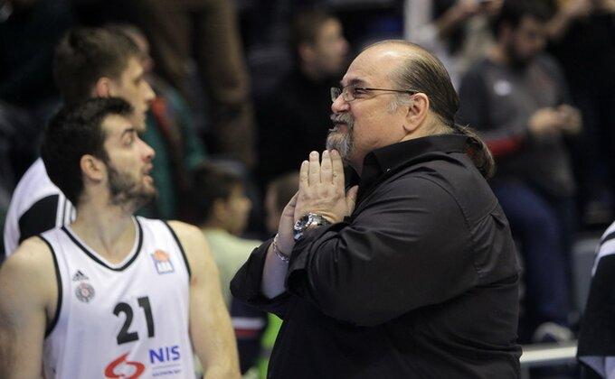Džikić otkrio kad će Partizan biti kompletan, ali ima nešto mnogo važnije od košarke...