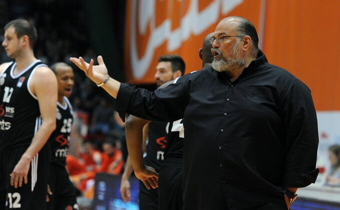 Džikić zadovoljan, da li je i uprava Partizana?
