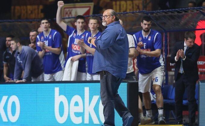 Džikić posle pobede: ''U čemu je to Zvezda grešila i šta je loše igrala večeras?''