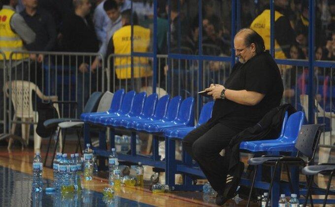 """""""Grobari"""", odahnite - Džikić ostaje u Partizanu!"""