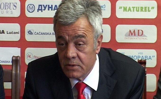 """Vojičić: """"Pojedinci ne zaslužuju Borčev dres!"""""""