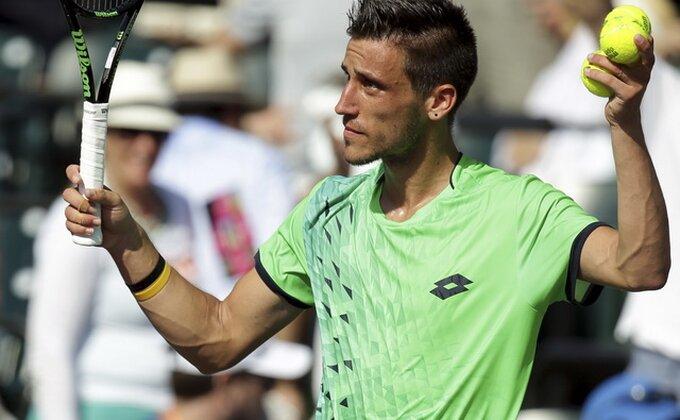 Dubai - Džumhur ruši redom, šokantni poraz Federera!