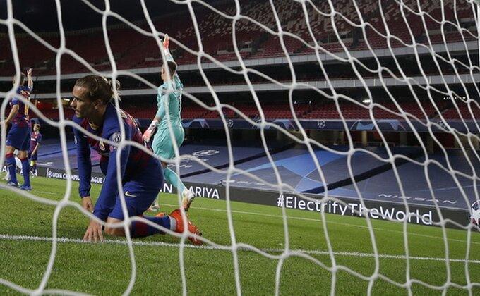 Šta kažu brojke, da li je Barsa IKADA ranije primila 8 golova?