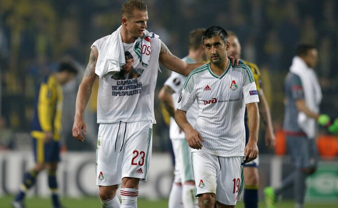 Haos u Istanbulu - Tarasov izazvao bes navijača Fenera!
