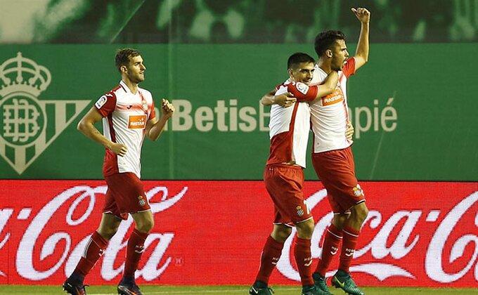Primera - Espanjol slavio protiv Betisa, Brašanac presedeo na klupi