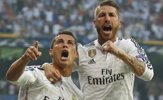 Real Madrid - Ramos bi da pobegne!