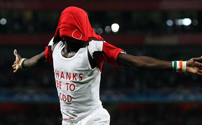Bivši igrač Arsenala završio u lisicama!