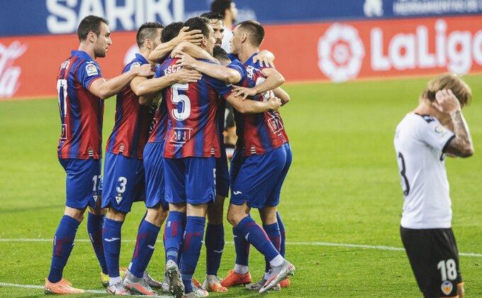 Eibar pobedom overio ostanak u eliti